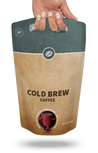 AstroPaq 1.5L Cold Brew Coffee